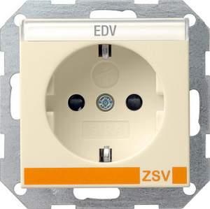 042701 Розетка с полем для надписи для ZSV (дополнительное обеспечение безопасности)