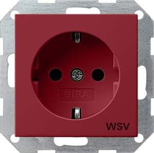 044902 Розетка с з/к для WSV (дальнейшее обеспечение безопасности)