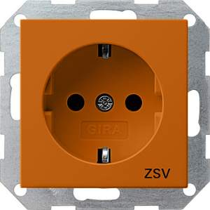 045602 Розетка с з/к для ZSV (дополнительное обеспечение безопасности)