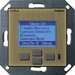 0539603 Информационный дисплей М217 Дисплей Revox
