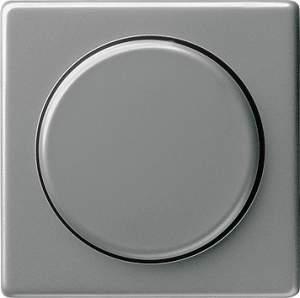 065020 Накладка с поворотной кнопкой для светорегуляторов и эл. потенциометров