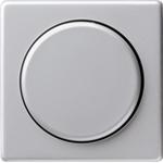 0650203 Накладка с поворотной кнопкой для светорегуляторов и эл. потенциометров
