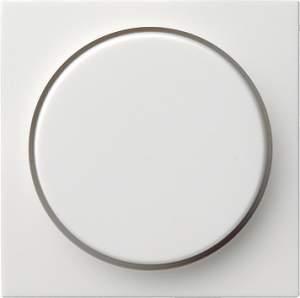 065027 Накладка с поворотной кнопкой для светорегуляторов и эл. потенциометров