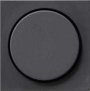 065028 Накладка с поворотной кнопкой для светорегуляторов и эл. потенциометров