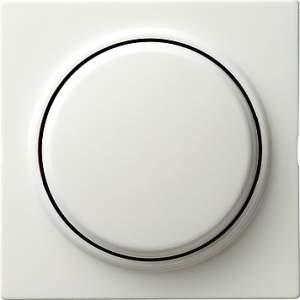 065040 Накладка с поворотной кнопкой для светорегуляторов и эл. потенциометров