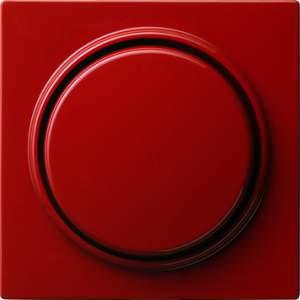065043 Накладка с поворотной кнопкой для светорегуляторов и эл. потенциометров