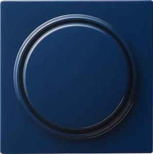 065046 Накладка с поворотной кнопкой для светорегуляторов и эл. потенциометров