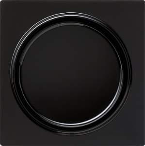 065047 Накладка с поворотной кнопкой для светорегуляторов и эл. потенциометров