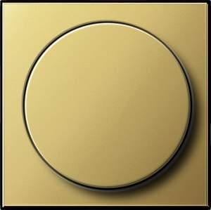 0650604 Накладка с поворотной кнопкой для светорегуляторов и эл. потенциометров