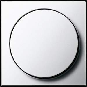 0650605 Накладка с поворотной кнопкой для светорегуляторов и эл. потенциометров
