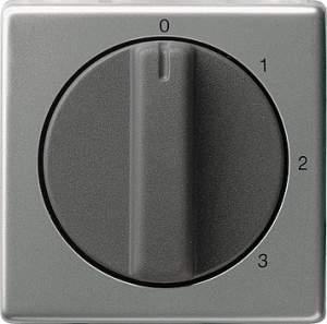 066920 Накладка с ручкой для трехступенчатого переключателя