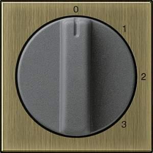 0669603 Накладка с ручкой для трехступенчатого переключателя