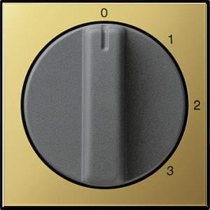 0669604 Накладка с ручкой для трехступенчатого переключателя