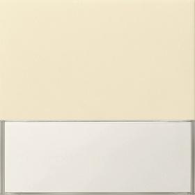 0676111 Клавиша с полем для надписи 37*47 мм