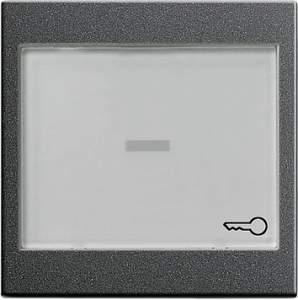 067628 Клавиша с полем для надписи 37*47 мм