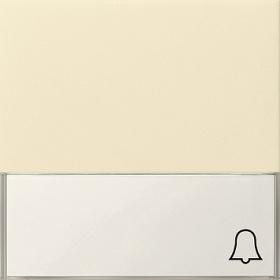 """0679111 Клавиша с полем для надписи 37*47 мм и символом """"звонок"""""""