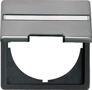 068120 Промежуточная панель с вырезом 50*50 мм