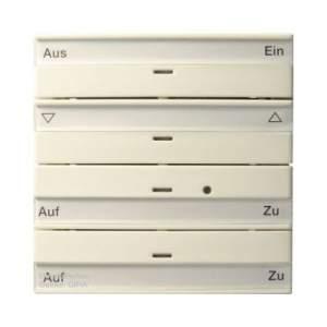088446 Кнопочный выключатель на 4 направления с полем для надписи
