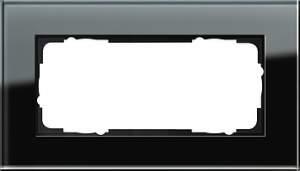 100205 Двойная рамка без перегородки