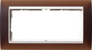 100231 Двойная рамка без перегородки