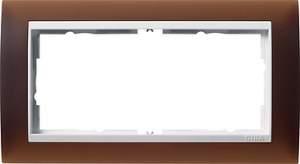 1002331 Двойная рамка без перегородки