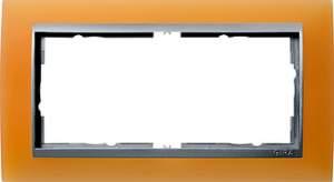 100253 Двойная рамка без перегородки