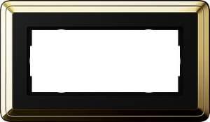 1002632 Двойная рамка без перегородки