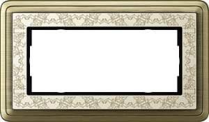 1002663 Двойная рамка без перегородки