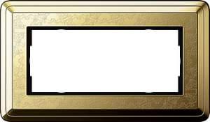 1002671 Двойная рамка без перегородки
