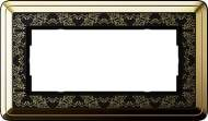 1002672 Двойная рамка без перегородки