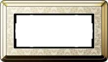 1002673 Двойная рамка без перегородки