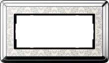 1002683 Двойная рамка без перегородки
