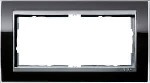 1002736 Двойная рамка без перегородки
