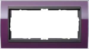 1002758 Двойная рамка без перегородки