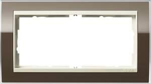 1002761 Двойная рамка без перегородки