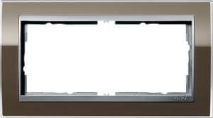1002766 Двойная рамка без перегородки