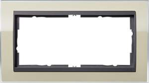 1002778 Двойная рамка без перегородки