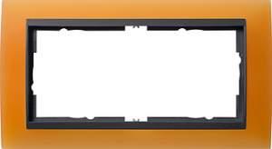 100287 Двойная рамка без перегородки