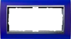 100293 Двойная рамка без перегородки
