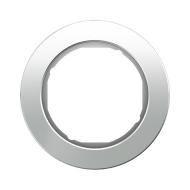 Berker 10112009 Рамка R.Classic, 1-местная, стекло, цвет: полярная белизна серия  купить в Москве, цена в России: опт, розница  