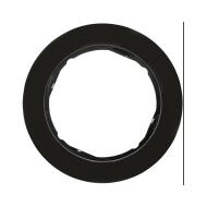 Berker 10112045 Рамка, R.Classic, 1-местная, цвет: черный (11,75) серия  купить в Москве, цена в России: опт, розница   smartipa