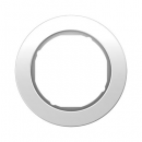 10112089 Рамка R.Classic, 1-местная, цвет: полярная белизна (11,75)