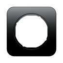 10112145 Рамка R.1, 1-местная, цвет: черный