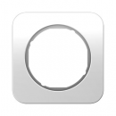 10112189 Рамка R.1, 1-местная, цвет: полярная белизна