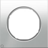 Berker 10112209 Рамка R.3, 1-местная, стекло, цвет: полярная белизна (47,6) серия  купить в Москве, цена в России: опт, розница