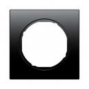 10112245 Рамка R.3, 1-местная, цвет: черный