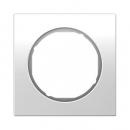 10112289 Рамка R.3, 1-местная, цвет: полярная белизна