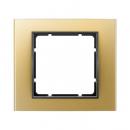10113016 Рамкa, B.3, алюминий, цвет: золотой/антрацитовый