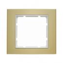 "10113046 Рамка 1-я, Цвет:""золото/белый"""