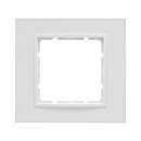 10116919 Рамкa B.7, 1-местная, цвет: полярная белизна